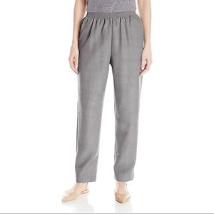 Alfred Dunner Petite Poly Proportioned Medium Pant